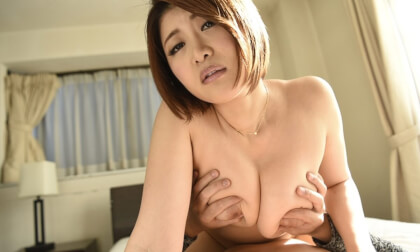 Yuuri Oshikawa – Creampie Tryst with a Real Virgin Part 2 - Busty Japanese MILF