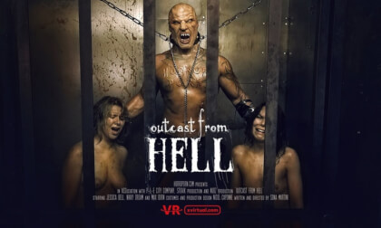 Outcast From Hell - Demon Horror Porn Voyeur