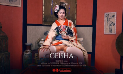 Geisha - Asian One on One POV
