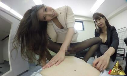 Nanami Mizusaki – Lewd Teacher Blowjob Lesson