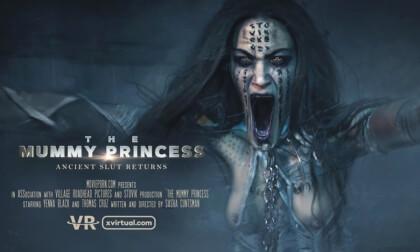 The Mummy Princess - Horror Porn POV