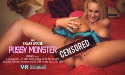 The Freak House - Pussy monster