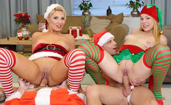 Jingle Balls And Christmas Hoes