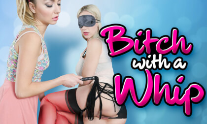 Bitch With A Whip - Stocking, Lingerie, Femdom