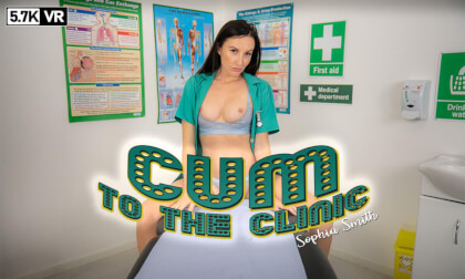 Cum to the Clinic - Naughty Nurse Solo