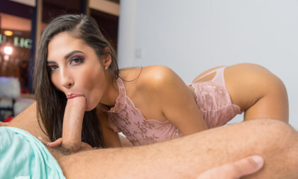 Stealing Hearts - Fucking Teen with a Thick Cock POV