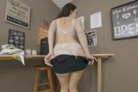Coffee Shop Stripper VR porn