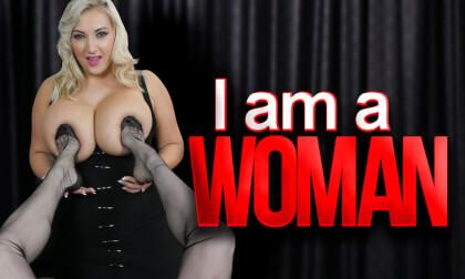 I Am A Woman - Lesbian POV BBW
