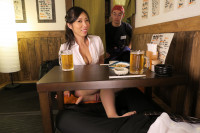 Minori Kuwata – Private Room Restaurant Tryst with my Busty Coworker VR porn