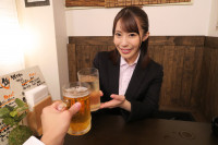 Risa Mochizuki – Private Room Restaurant Tryst with my Busty Coworker VR porn