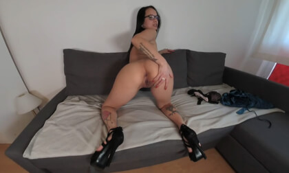 Mochita - The Fragile Wet Snatch... ; Solo Amateur Latina