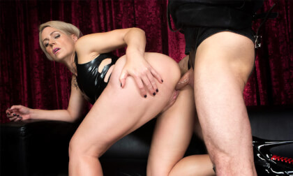 Vulnerable Exercise - Chastity Kink Dominatrix