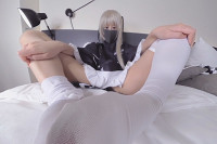 Erika - Cosplay Footfetish 3 VR porn