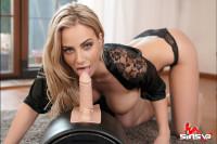 Nathalie Cherie - Pleasure VR porn
