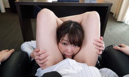 Ameri Hoshi – Irrumatio Neverending Rough Sex Part 1; JAV Forced Blowjob