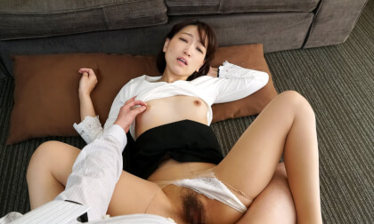 Ameri Hoshi – Irrumatio Neverending Rough Sex Part 2; JAV Force Blowjob