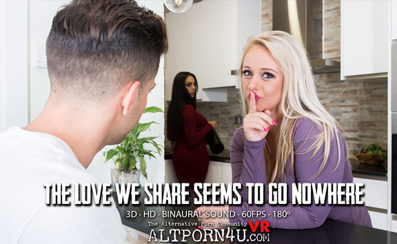 The Love We Share Seems to Go Nowhere - Amateur Blonde