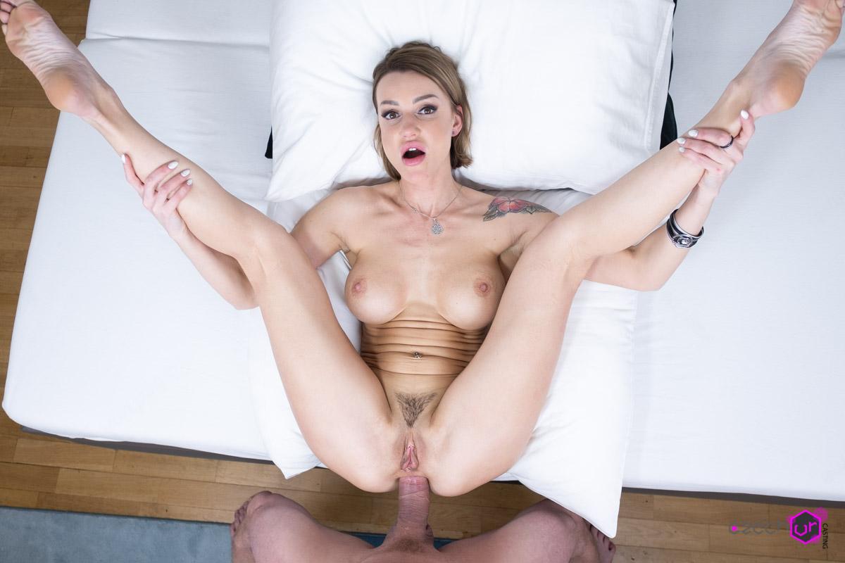 Milf anal casting