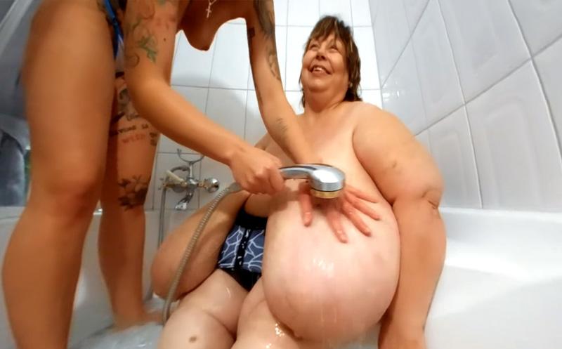 Granny Huge Tits Karola