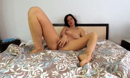 Stefania in the Bedroom