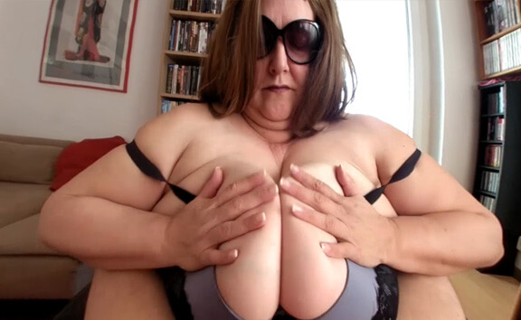 Maja's 3 Bras Titty Fuck