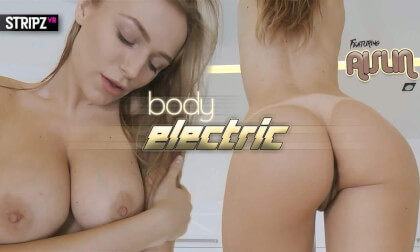 Body Electric! - Blonde Striptease
