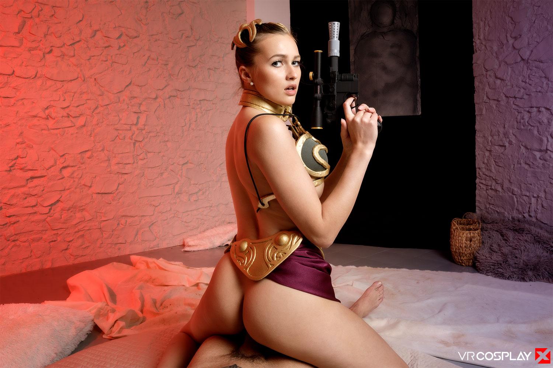 Star Wars Slave Leia A Xxx Parody - Vrcosplayx - Download -9244