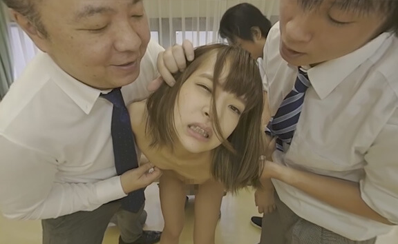 Mikako Abe – Bullying my Cross-dressing Friend Part 1; Hardcore Forced Teen