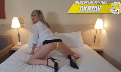 Axa Jay, British Girl wants you to play with her Feet!