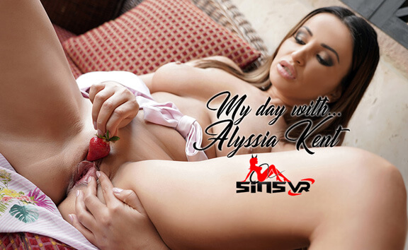 My Day with... Alyssia Kent