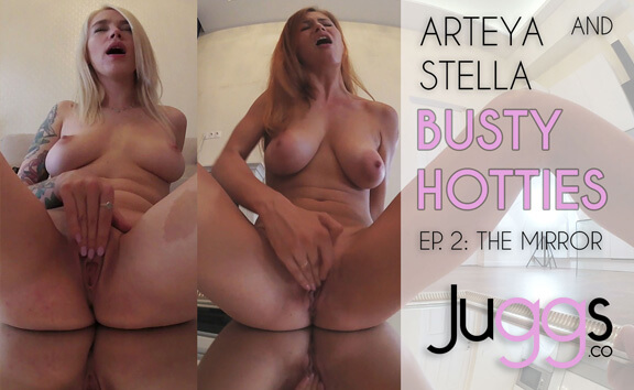Busty Hotties - Ep. 2: The Mirror