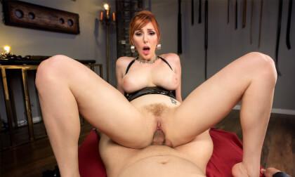 Short Leash Desire - Redhead Domme POV