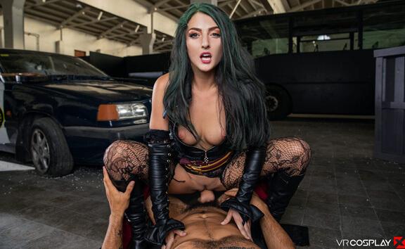 Bullet Witch A XXX Parody; Cosplay Anal POV