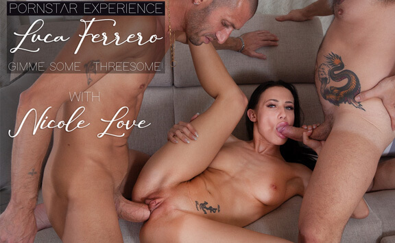 Gimme Some Threesome - POV