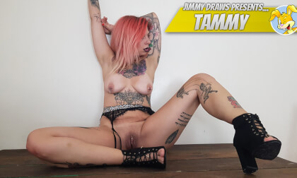 Tammy, Tattooed Teaser