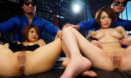 Kimijima & Yuuri Oshikawa – Slaves of the Underworld Part 1; JAV BDSM