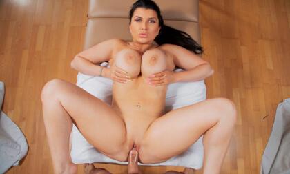 Aligned Sexenergy - Big Tit BBW MILF Fucking POV