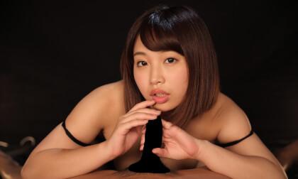 Hinami Yumesaki – Nonstop Staring Daggers Start-Stop Handjob Part 2