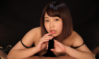 Hinami Yumesaki – Nonstop Staring Daggers Start-Stop Handjob Part 2; Japanese Handjob and Blowjob