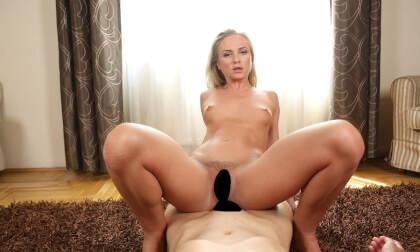 Vinna – Introducing Blonde European Girl to Japanese Dick Part 2; Blonde Pornstar JAV White Girl