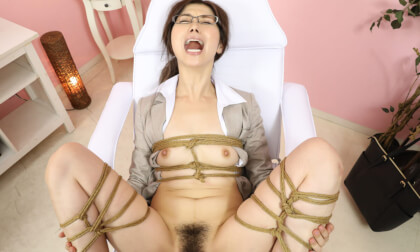 Tsubaki Katou – Shibari Massage Salon for Perverted Teacher Part 2; Hardcore Japanese BDSM Bondage
