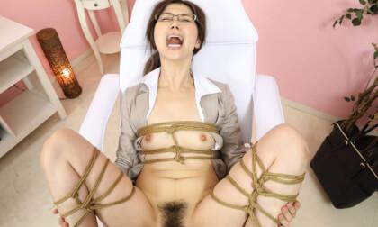 Tsubaki Katou – Shibari Massage Salon for Perverted Teacher Part 2; Hardcore Japanese BDSM Bondage