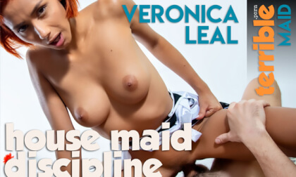 House Maid Discipline - Latina Porn Star POV