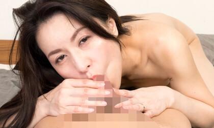 Ayako Inoue – JAV Star Takes the VR Reins Part 2; Japanese MILF POV JAV VR