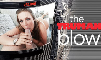 Truman Blow - Hot Babe Blowjob POV