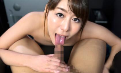 Akari Asagiri – Secret Sex in a Karaoke Box; Big Tit Japanese MILF Blowjob